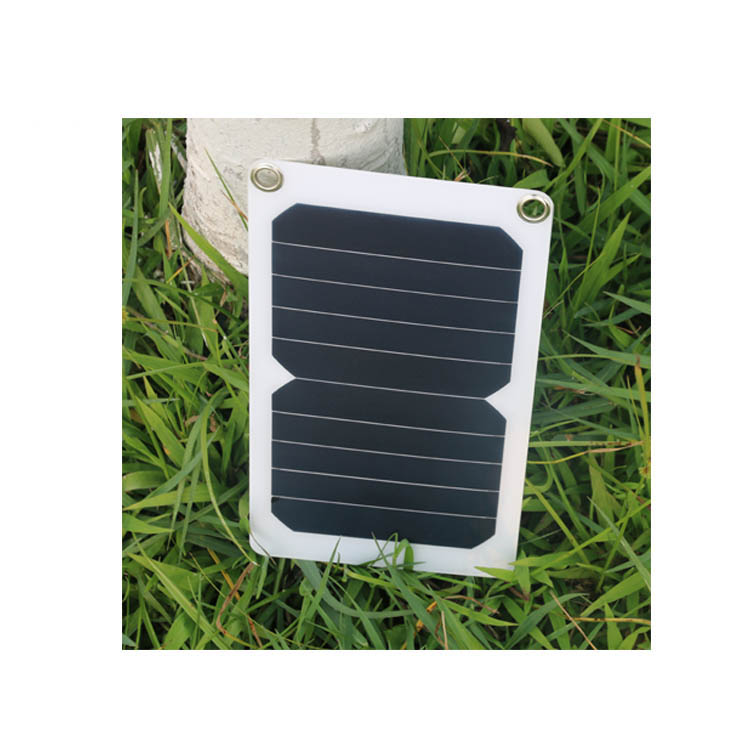 Portable Solar Charger 12v Best For Camping Hovall