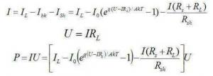 Solar Formula
