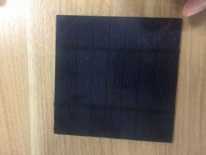 Laminated Solar Panel