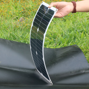 Waterproof Flexible Solar Panel