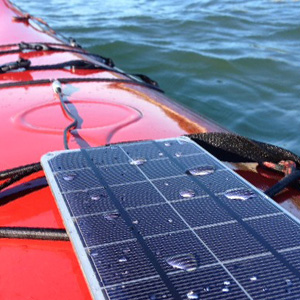 water proof solar panel